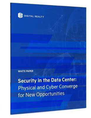 数据中心的安全性:实体和网络融合带来新机遇